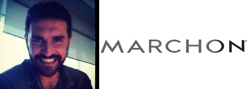 Post image for New marketing man at Marchon International