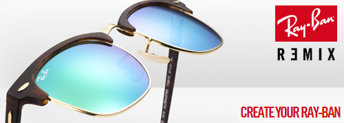 Post image for Exclusive Ray-Ban's directly through an own webshop