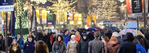 Post image for Nederlanders winkelen liever in Antwerpen