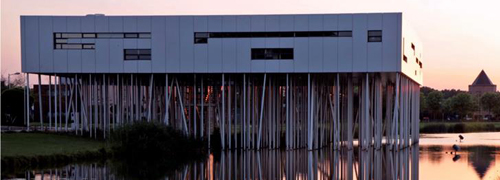 Post image for Nieuw Optiekcentrum in Houten