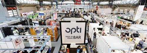 Post image for Optical Fair in Munich next year on Sunday as usual