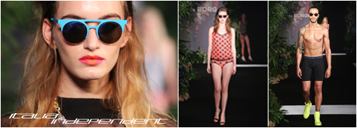 Post image for Fashion, fashion, more fashion and a glimpse of eyewear..