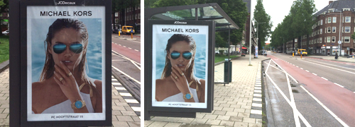 Post image for En nu Michael Kors in de bushokjes