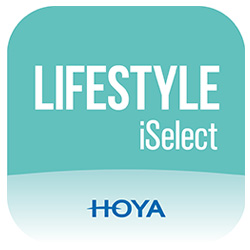 icon LifeStyle iSelect rounded