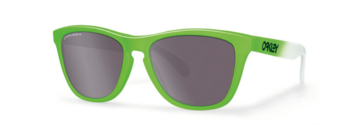 Post image for Oakley herintroduceert Fade Green