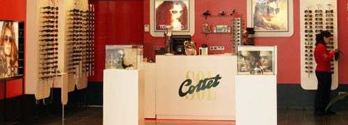 Post image for Luxottica koopt Spaanse winkels